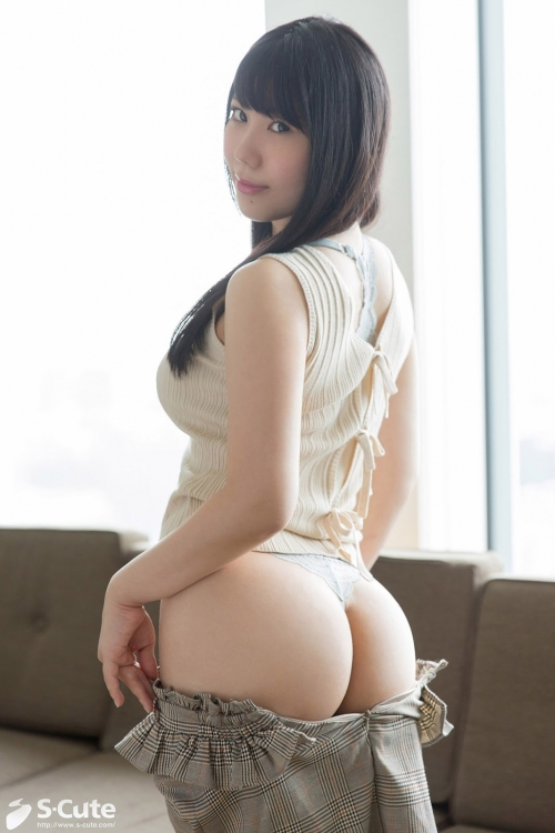 S-Cute 色白巨乳に包まれるセックス なつ (18)  梨杏なつ 04