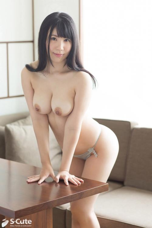 S-Cute 色白巨乳に包まれるセックス なつ (18)  梨杏なつ 11