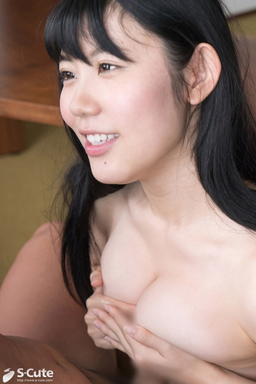 S-Cute 色白巨乳に包まれるセックス なつ (18)  梨杏なつ 32
