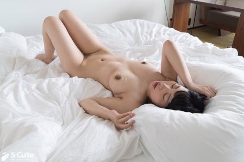 S-Cute 色白巨乳に包まれるセックス なつ (18)  梨杏なつ 46
