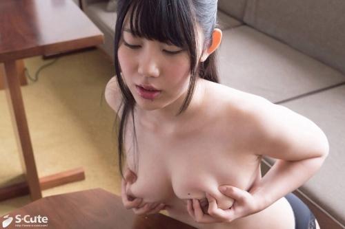 S-Cute 色白巨乳に包まれるセックス なつ (18)  梨杏なつ 50