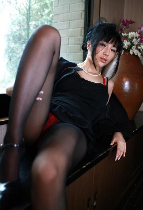 黒パンスト 06