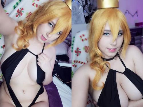 クッパ姫 Bowsette コスプレ 13