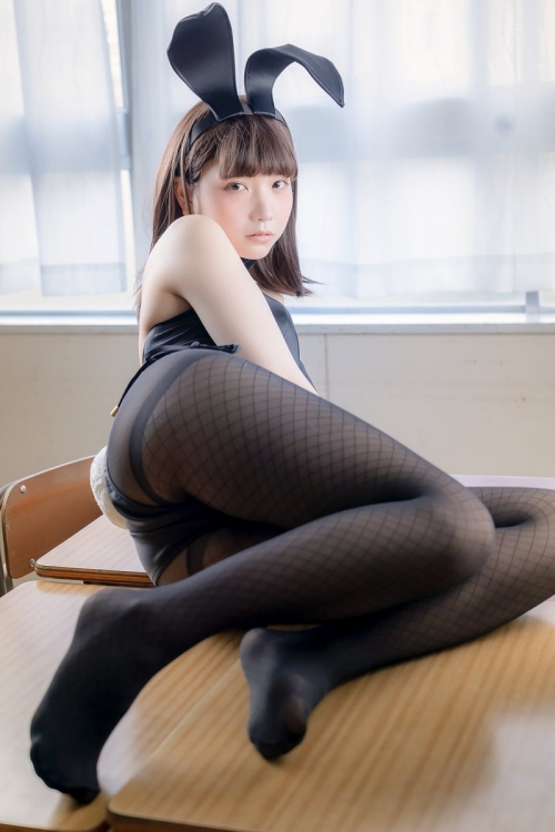 バニーガール コスプレ 62