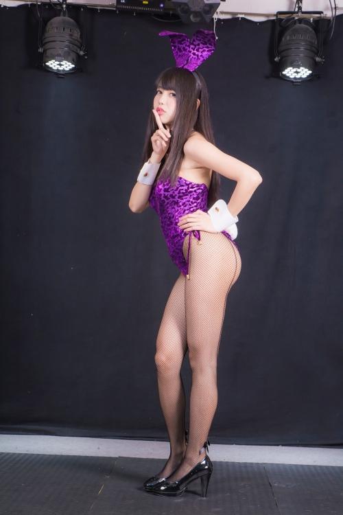 バニーガール コスプレ 65