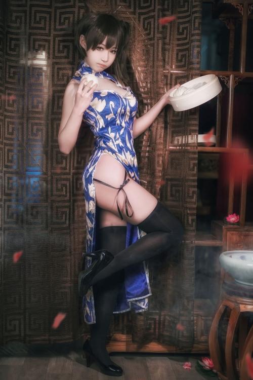 チャイナドレス コスプレ 中国 95