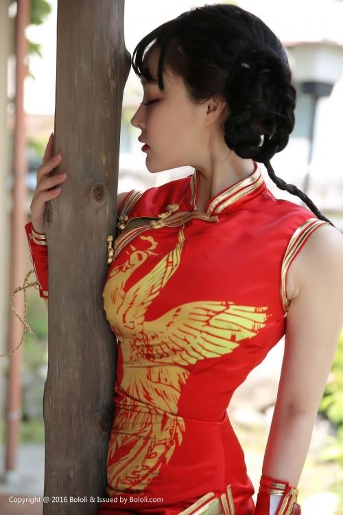 チャイナドレス コスプレ 中国 134