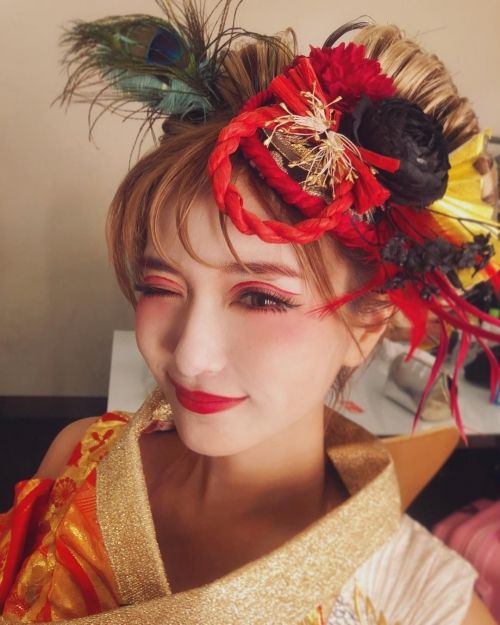 CYBER JAPAN DANCERS サイバージャパンダンサーズ KANA カナ 21