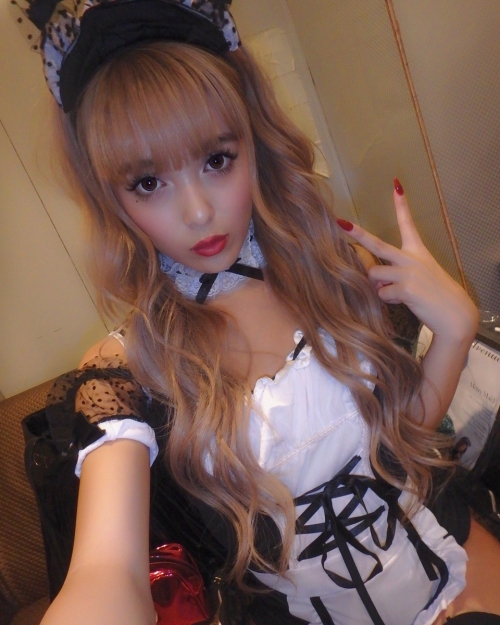 CYBER JAPAN DANCERS サイバージャパンダンサーズ NATSUNE なつね 24