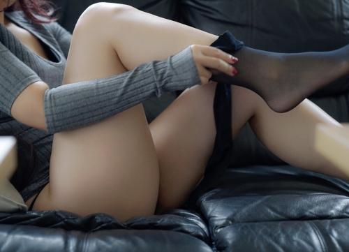 コスプレイヤー #私の太ももが性癖に刺さる人に届いてほしい 03