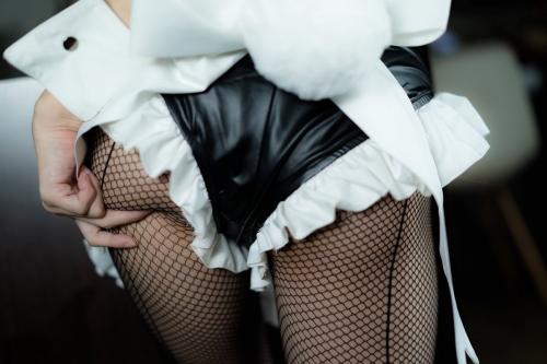 コスプレイヤー #私の太ももが性癖に刺さる人に届いてほしい 14