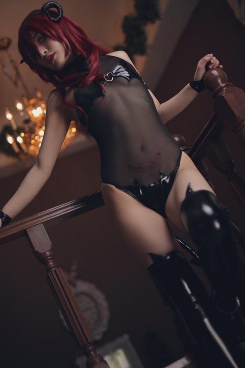 コスプレイヤー #私の太ももが性癖に刺さる人に届いてほしい 46
