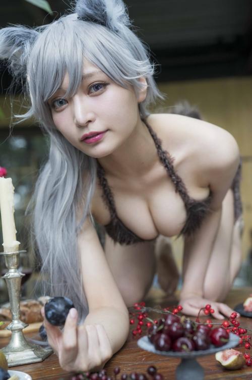 えなこ&似鳥沙也加 写真集『Princesses' Dream』 77