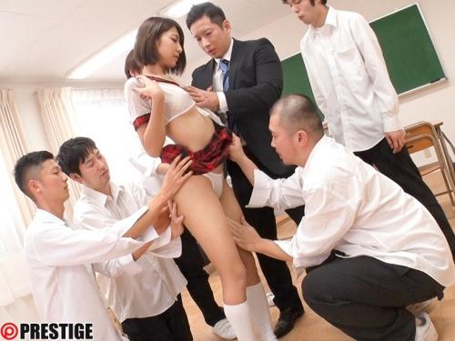 超!透け透けスケベ学園 CLASS 01 美しい裸身が透き通る、透けフェチ特濃SEX! 春咲りょう 118