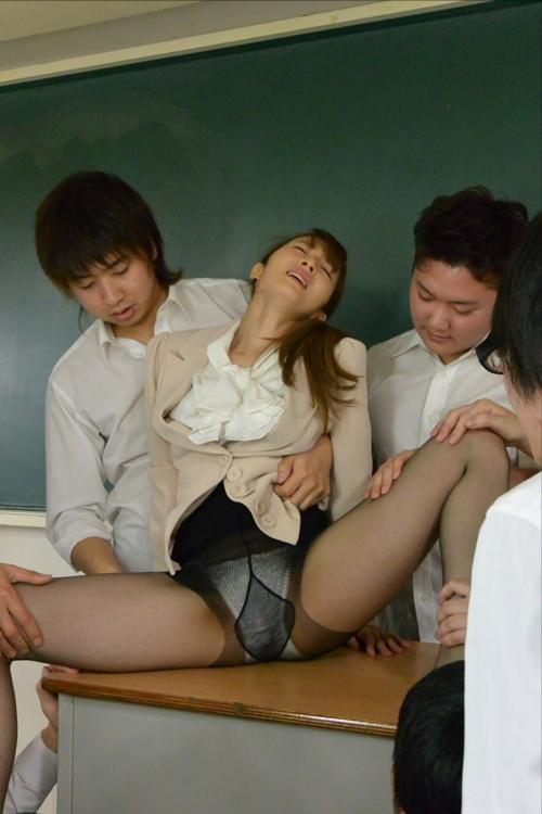 女教師 27