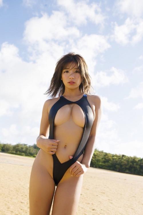 巨乳 グラビアアイドル 04