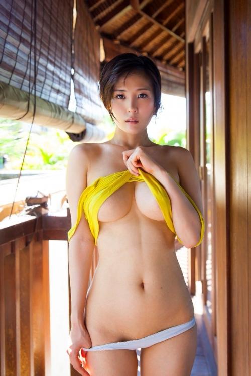 クラビアアイドル ビキニの水着 42