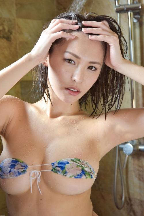 クラビアアイドル ビキニの水着 57