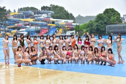 クラビアアイドル ビキニの水着 99