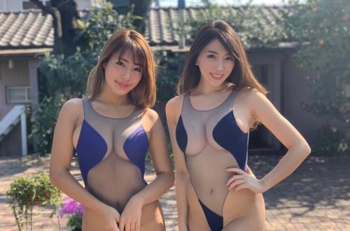 クラビアアイドル ビキニの水着 134