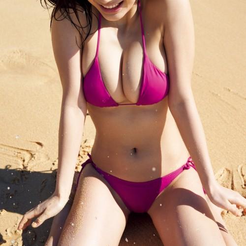 エッチな体した人気グラビアアイドルのビキニ水着祭り 画像150枚