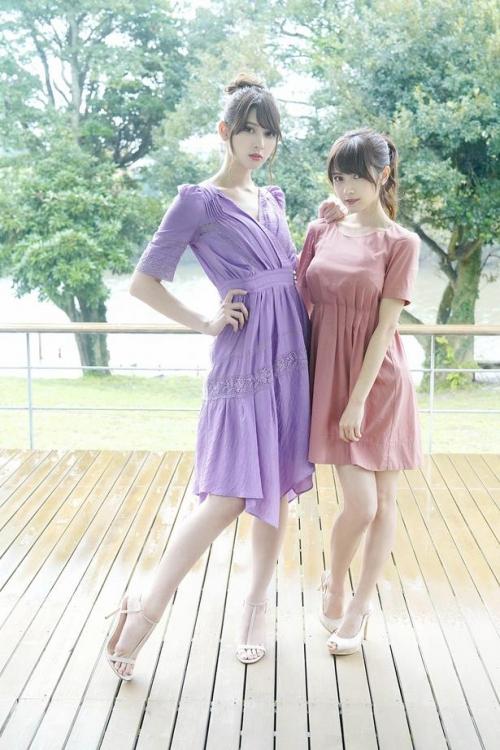 アンジェラ芽衣 × 桃月なしこ 31