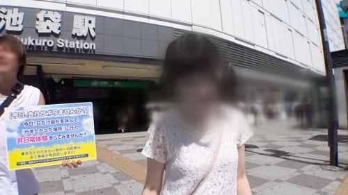 今日、会社サボりませんか?01 in 池袋 ルイちゃん 23歳 新人美容師 300MIUM-508 妃月るい 05