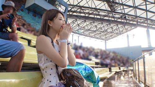 今日、会社サボりませんか?01 in 池袋 ルイちゃん 23歳 新人美容師 300MIUM-508 妃月るい 17