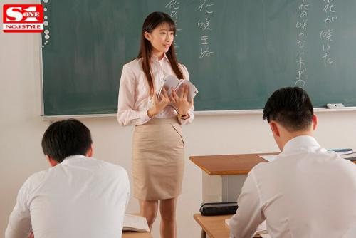 「高嶺の花を生徒全員で犯す」輪姦レ●プされた新任女教師 星宮一花 150