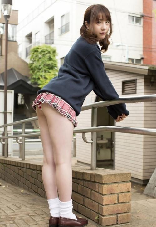 JKパンチラ スカートめくり 36