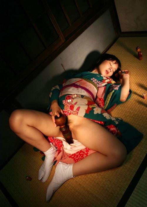 着物 エロス 06