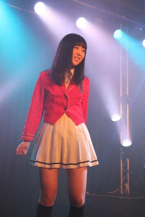 札幌地下アイドル 「くれれっ娘」 谷野柚葉 81
