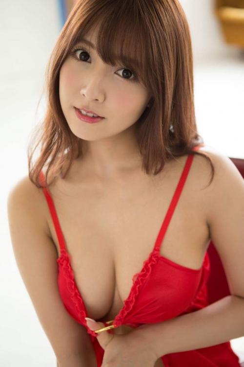 赤いランジェリー 01