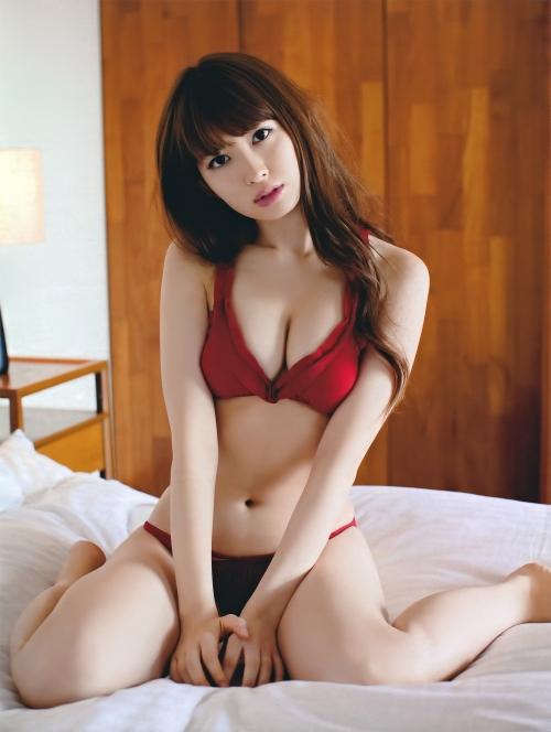 赤いランジェリー 02