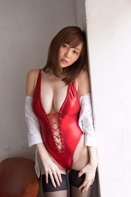 赤いランジェリー 04