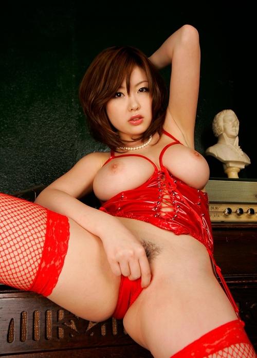 赤いランジェリー 13