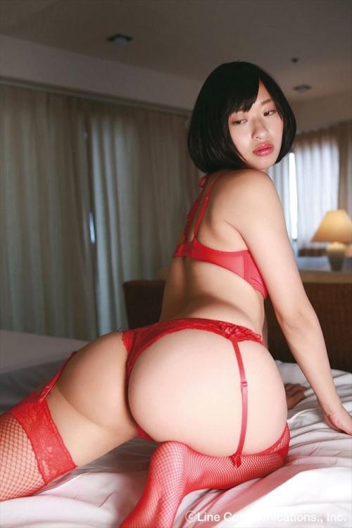 赤いランジェリー 61
