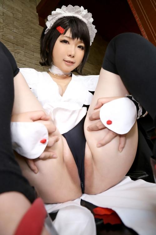 M字開脚 76