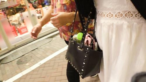 【中出し速報】Jカップ爆乳ショートカット美女にコッソリ中出し決めたったw NTR.net case11 みずき 23歳 美容師 348NTR-011 松本菜奈実 03