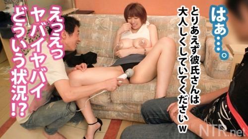 【中出し速報】Jカップ爆乳ショートカット美女にコッソリ中出し決めたったw NTR.net case11 みずき 23歳 美容師 348NTR-011 松本菜奈実 36