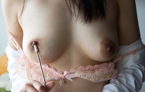 AV女優 小川桃果 Fカップ  女教師コスプレヌード 26