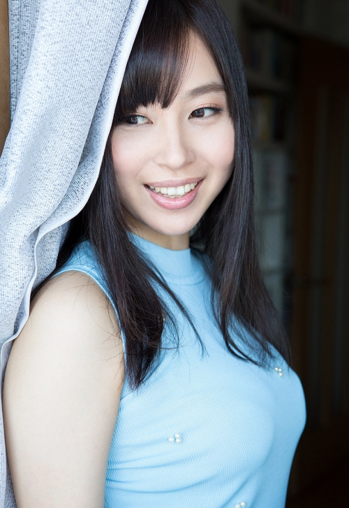 AV女優 小川桃果 Fカップ  女教師コスプレヌード 51
