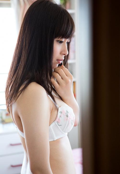 AV女優 小川桃果 Fカップ  女教師コスプレヌード 55