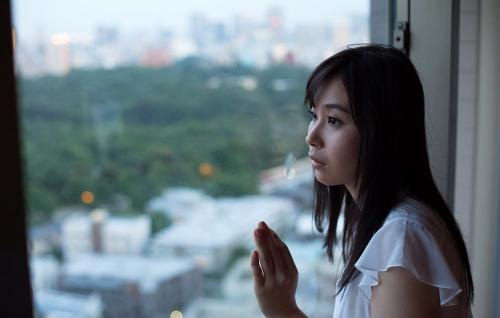 AV女優 小川桃果 Fカップ  女教師コスプレヌード 103