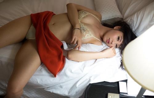 AV女優 小川桃果 Fカップ  女教師コスプレヌード 120