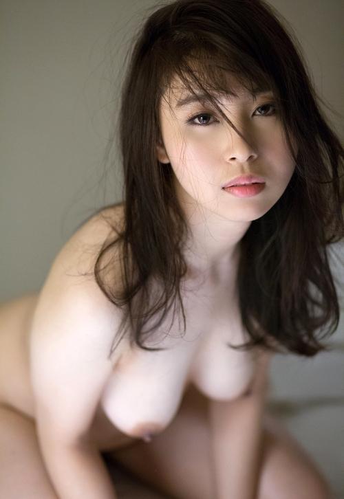 AV女優 小川桃果 Fカップ  女教師コスプレヌード 129