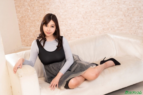 BOGA x BOGA ~小川桃果が僕のプレイを褒め称えてくれる~ 無修正動画 カリビアンコム 131