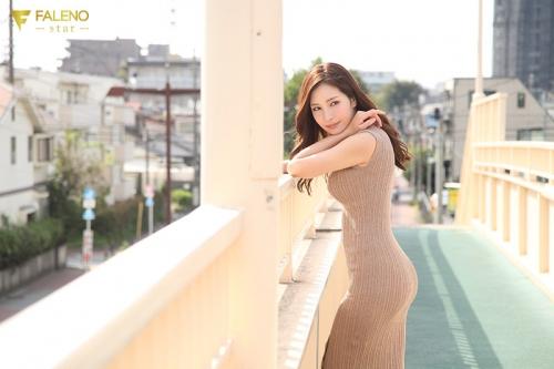 謎のFALENO star専属 この巨乳美女は誰だ!? 小野夕子 03