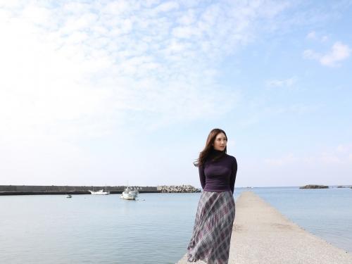 小野夕子『湘南の女』ヌードグラビア 17