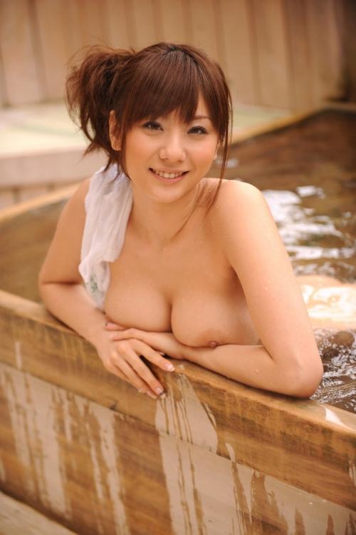 お風呂 おっぱい 18